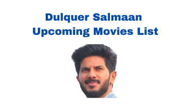 dulquer salmaan upcoming movies 2021 list