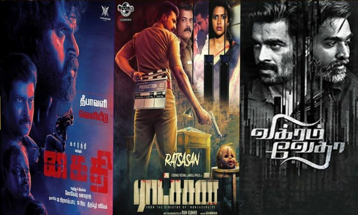 Best Suspense Thriller Movies in Tamil 20 for Tamil Film Lovers