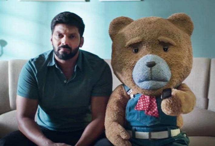 Teddy Movie TRP Rating