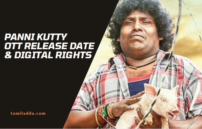 panni kutty ott release date digital rights