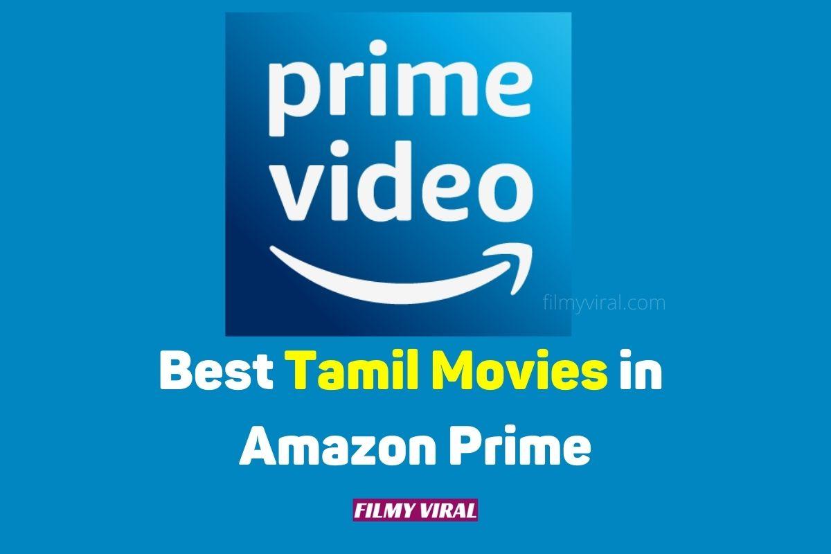 Best Tamil Movies in Amazon Prime
