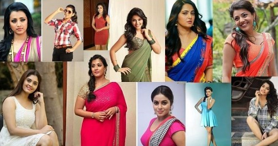 Tamil Actress Salary List